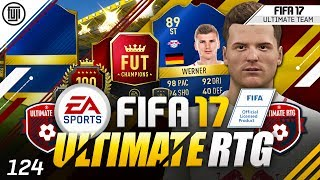Fifa 17 ultimate road to glory! #124 - tots werner!!!