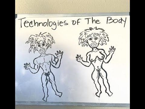 Technologies of the Body with Master Teacher Natureboy