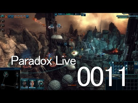 ParadoxLive 0011- Ancient Space Loading out for Combat
