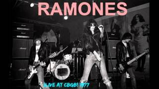 Ramones Live CBGB's, New York, USA 10/06/1977 (FULL 2 SETS)