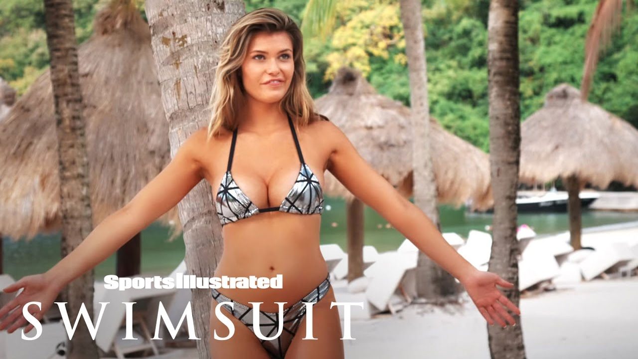 Samantha Hoopes Outtakes Saint Lucia 2014
