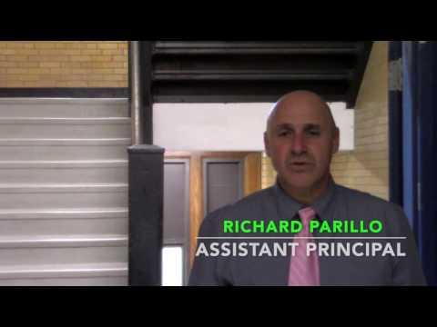 Crisis Management at Gilbert Stuart Middle School