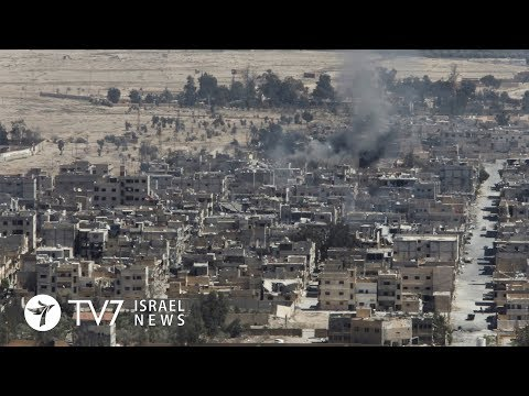 Syria intercepts reported missiles attack - TV7 Israel News 17.04.18