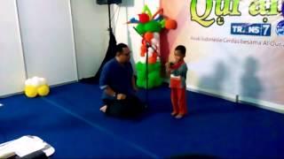 Masbro di audisi hafidz quran trans7 part 1