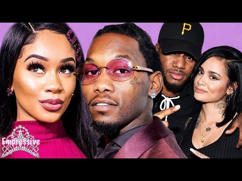 Offset clashes w/ Trump stans | Saweetie faces backlash | Kehlani & Bryson Tiller get way too close