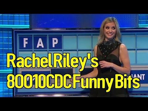 Rachel Riley S Funny Bits 8 Out Of 10 Cats Does Countdown Part 1 Youtube