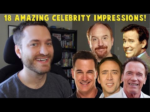 Amazing Celebrity Impressions