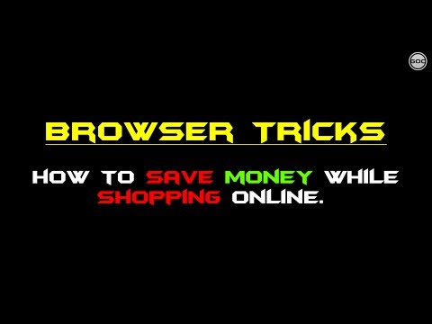 Save Money While Shopping Online | Browser Tricks | Gangs Of Coder | 2017