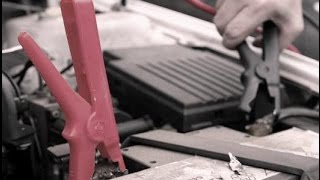 Прикуривание аккумулятора от другого автомобиля. Какие провода лучше?