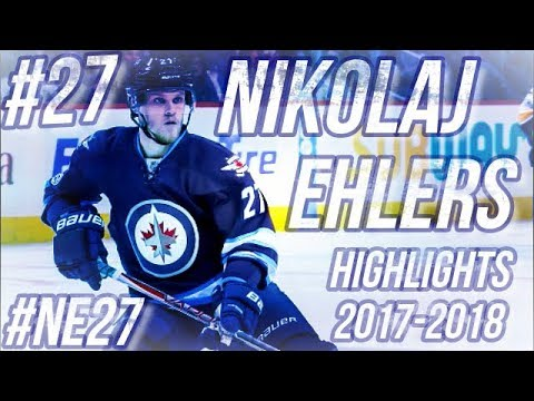 nikolaj-ehlers-highlights-17-18-[hd]