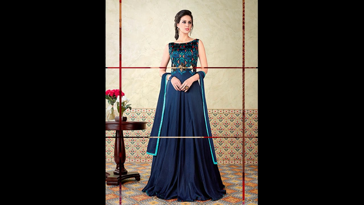 LATEST ELEGANT DESIGNER MAXI DRESSES PERFECT FOR WEDDING AND PARTY ...
