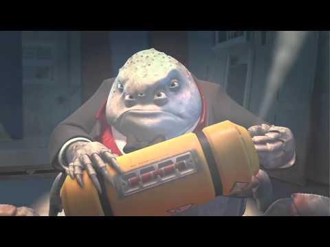 Mr.Waternoose