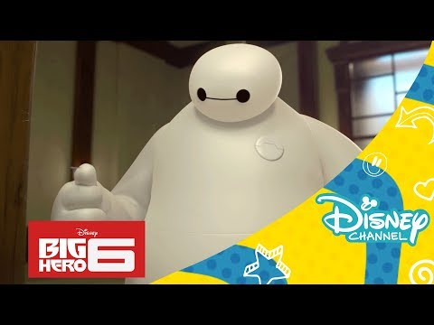Big Hero 6 | Premieres Friday 27th April at 16:00 | Official Disney Channel Africa