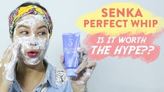 Senka Perfect Whip | Is It Worth the Hype?