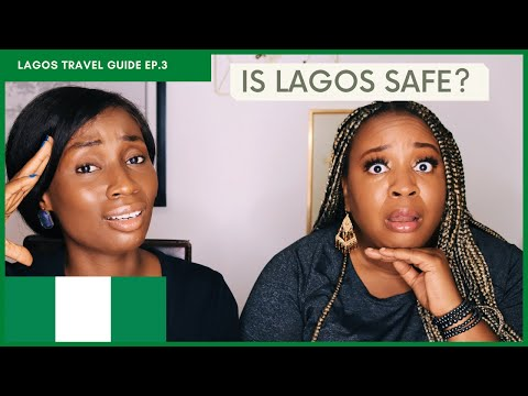 "IS NIGERIA SAFE? 7 ""CRITICAL"" Safety TIPS For EVERY VISITOR TO LAGOS 