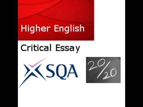 English critical essay help