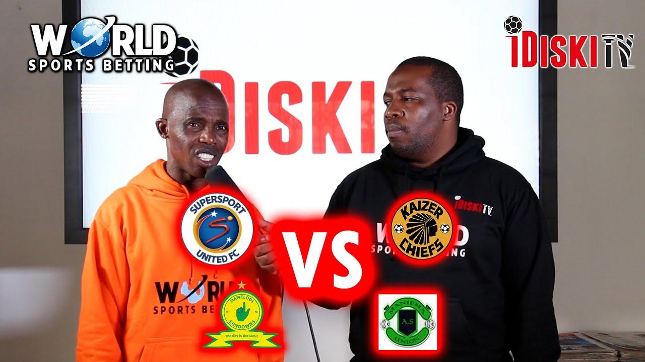 Download Gabuza to GandaGanda Chiefs on Sunday?   Junior Khanye Predictions