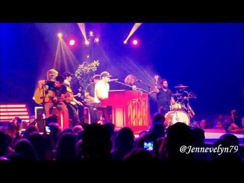 Luke Bryan w/ FGL, Thompson Square, & Lady Antebellum Charles and Dave - 10/18/13 Nashville, TN