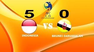 Video FT INDONESIA U19 VS BRUNEI U19 5-0 Kualifikasi Piala Asia U19 download MP3, 3GP, MP4, WEBM, AVI, FLV Juli 2018