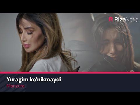 Manzura - Yuragim ko'nikmaydi (Official Music Video) 2019