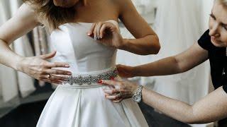 Классическая свадьба финалистки проекта «Голос»