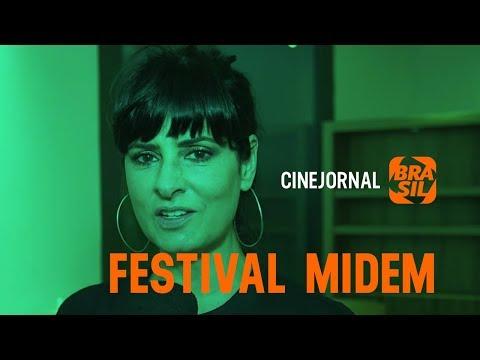 Festival MIDEM reúne artistas produtores e editores da música mundial  Cinejornal