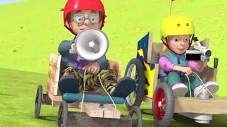 Sam il Pompiere Italiano 🌟La nuova auto di Norman 🌟Nuovi episodi 🔥Cartoni animati