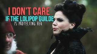 "OUAT HUMOR ► ""I don't care if the Lolipop Guild is protecting her"""