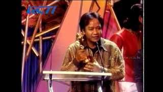 Mansyur S - Penyanyi Solo Dangdut Pria Terbaik - AMI 2000