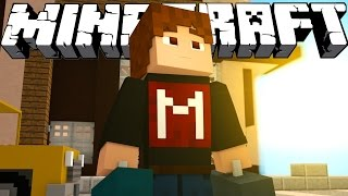 """Minecraft City - """"Moving In"""" #1 (Minecraft Roleplay)"""