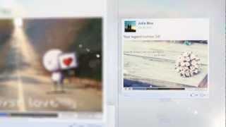 After Effects Project - Facebook Timeline Legends