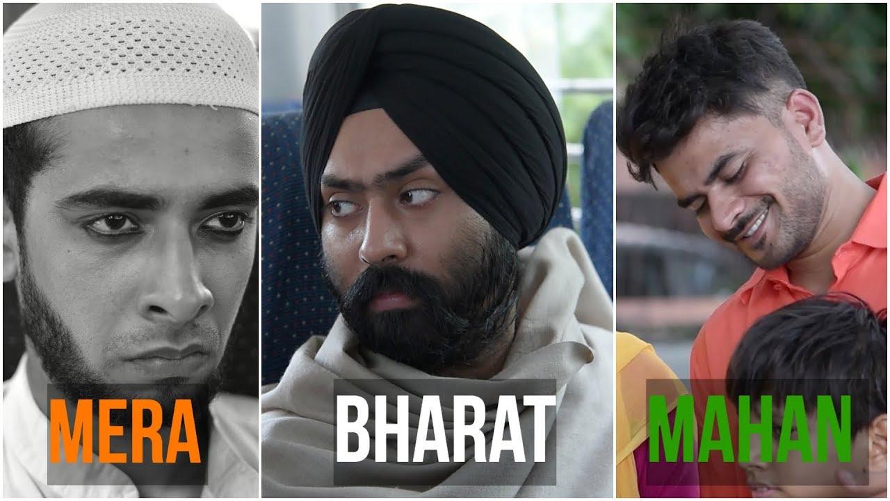 MERA BHARAT MAHAN | Independence Day | Harshdeep Ahuja