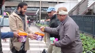 FOSIS Midlands - Eid Gift to Strangers