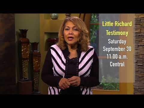 Little Richard at 3ABN's Homecoming 2017