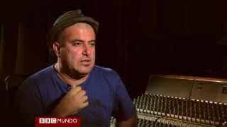 Chico Trujillo toca su cumbia fiestera e irreverente - BBC Mundo