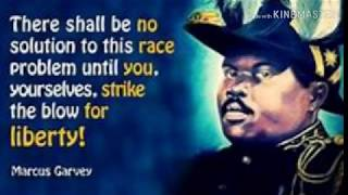 Marcus Garvey's Message To The People Lesson 15: Personality