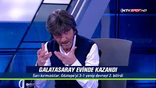 % 100 Futbol Galatasaray - Göztepe 24 Aralık 2017