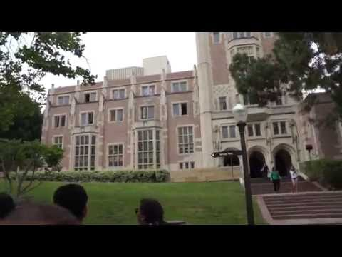 UCLA Campus Tour!