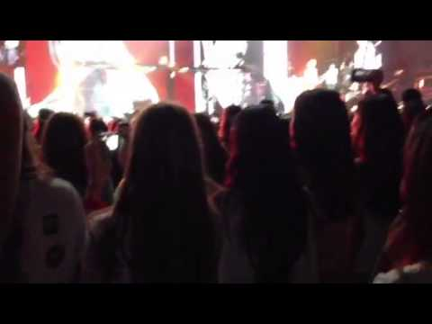 Teenage Dirtbag Take Me Home Tour - One Direction in Miami