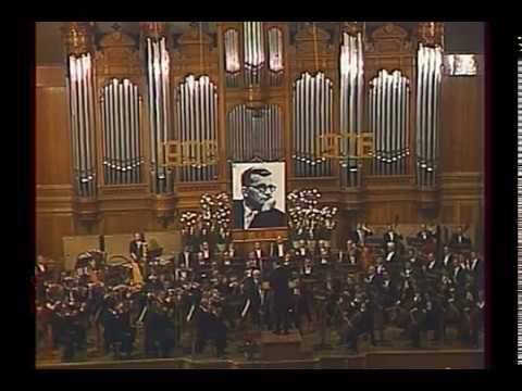Evgeny Svetlanov: Shostakovich Symphony No. 5