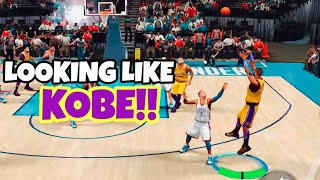 NBA 2K20 Mobile My Career Ep 40 - Fadeaway Only Challenge!