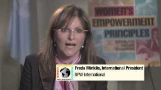 Women's Empowerment Principles: Equality Means Business (Short Version) Thumbnail