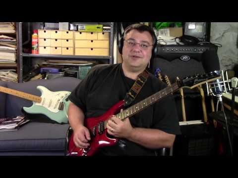 Seymour Duncan Trembucker with Guitar Rig 5