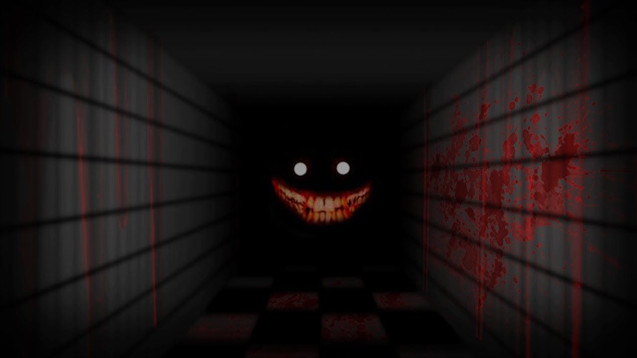 Into A Darkness Room