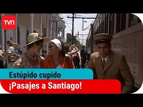 ¡Los pasajes a Santiago! | Estúpido cupido - T1E14