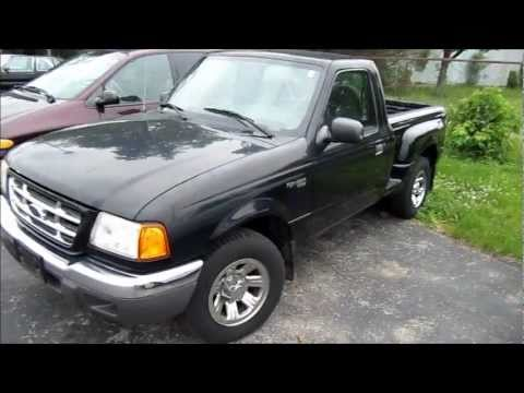 2000 Ford Ranger Xlt >> 2000 FORD RANGER XLT START UP and review - YouTube