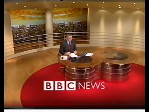 BBC1 6 O'Clock News October 12, 1999