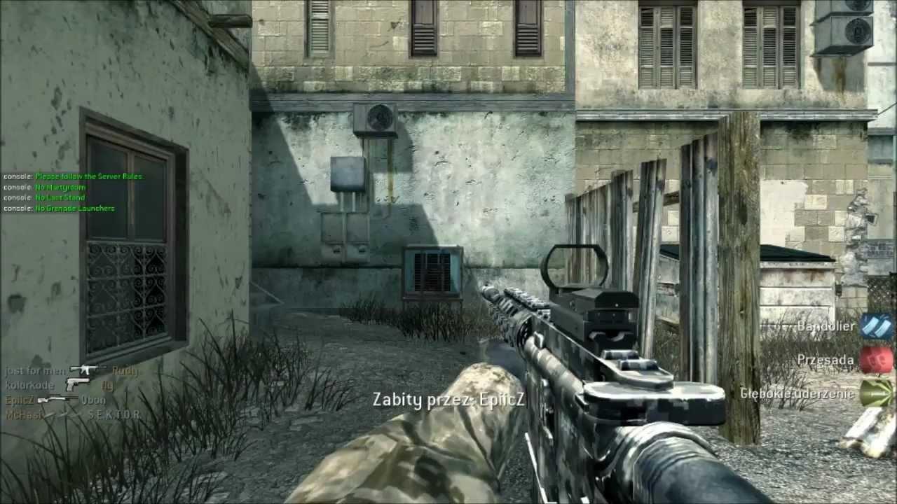 Call of Duty 4: Modern Warfare - Multiplayer Gameplay (Crash) - YouTube