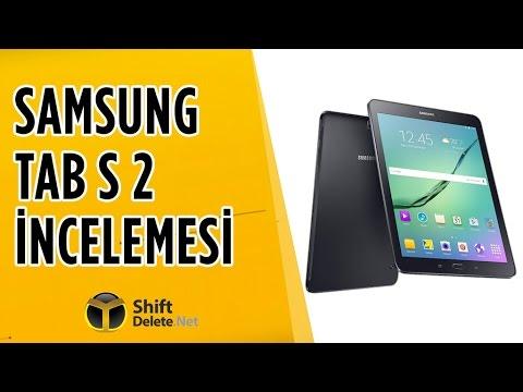 Samsung Galaxy Tab S2 İnceleme