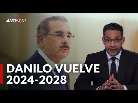Danilo Medina Asegura Retorno Del PLD En 2024 | Antinoti